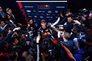 Fotos Daniel Ricciardo F1 2017 Foto 7