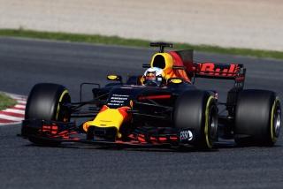 Fotos Daniel Ricciardo F1 2017 Foto 8