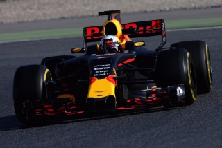 Fotos Daniel Ricciardo F1 2017 Foto 12