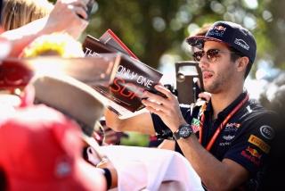 Fotos Daniel Ricciardo F1 2017 Foto 14