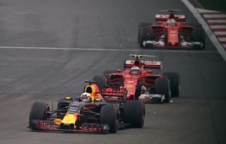 Fotos Daniel Ricciardo F1 2017 Foto 24