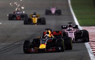 Fotos Daniel Ricciardo F1 2017 Foto 39