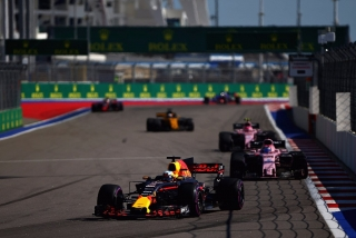 Fotos Daniel Ricciardo F1 2017 Foto 44