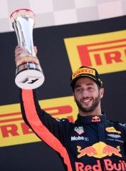 Fotos Daniel Ricciardo F1 2017 Foto 50