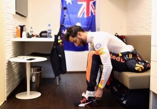 Fotos Daniel Ricciardo F1 2017 Foto 57