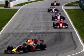 Fotos Daniel Ricciardo F1 2017 Foto 71