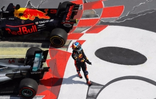 Fotos Daniel Ricciardo F1 2017 Foto 72