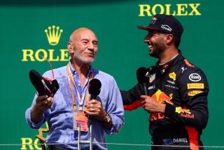 Fotos Daniel Ricciardo F1 2017 Foto 77