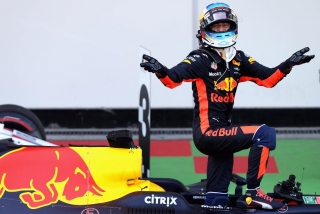 Fotos Daniel Ricciardo F1 2017 Foto 86