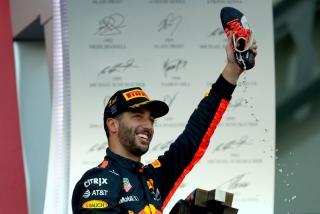 Fotos Daniel Ricciardo F1 2017 Foto 87