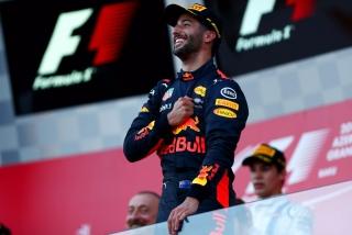 Fotos Daniel Ricciardo F1 2017 Foto 88