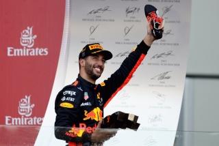 Fotos Daniel Ricciardo F1 2017 Foto 89
