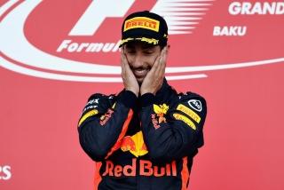 Fotos Daniel Ricciardo F1 2017 Foto 90