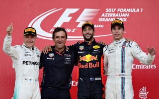 Fotos Daniel Ricciardo F1 2017 Foto 91