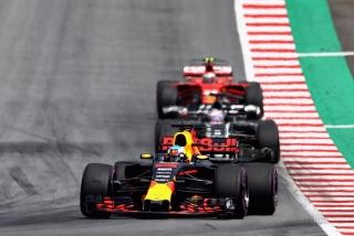 Fotos Daniel Ricciardo F1 2017 Foto 97