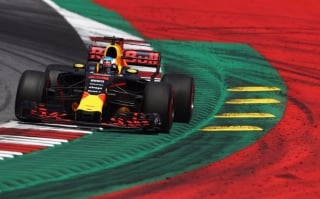 Fotos Daniel Ricciardo F1 2017 Foto 98