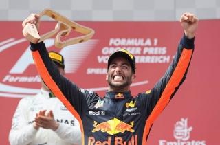 Fotos Daniel Ricciardo F1 2017 Foto 100