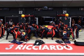 Fotos Daniel Ricciardo F1 2017 Foto 106