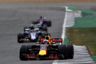Fotos Daniel Ricciardo F1 2017 Foto 107