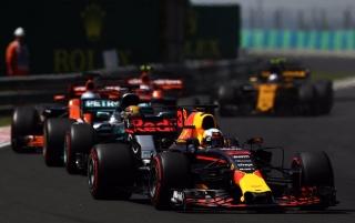 Fotos Daniel Ricciardo F1 2017 Foto 113