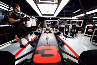 Fotos Daniel Ricciardo F1 2017 Foto 117