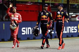 Fotos Daniel Ricciardo F1 2017 Foto 118