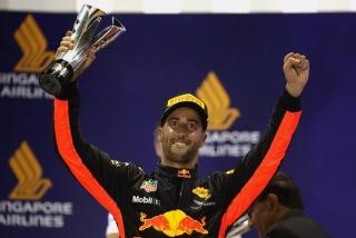 Fotos Daniel Ricciardo F1 2017 Foto 121