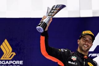 Fotos Daniel Ricciardo F1 2017 Foto 124