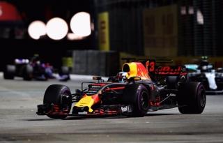 Fotos Daniel Ricciardo F1 2017 Foto 125