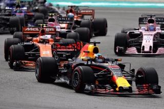 Fotos Daniel Ricciardo F1 2017 Foto 132