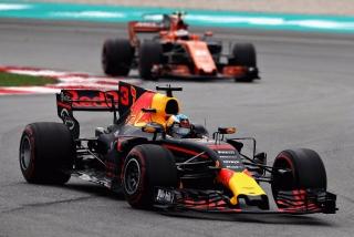 Fotos Daniel Ricciardo F1 2017 Foto 133