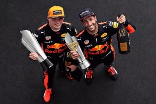 Fotos Daniel Ricciardo F1 2017 Foto 134