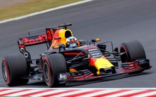 Fotos Daniel Ricciardo F1 2017 Foto 136