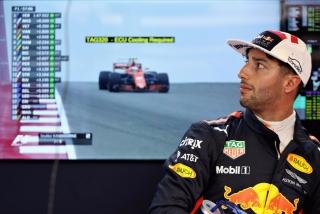 Fotos Daniel Ricciardo F1 2017 Foto 144