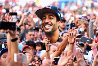 Fotos Daniel Ricciardo F1 2017 Foto 148