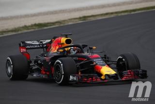 Fotos Daniel Ricciardo F1 2018 Foto 2