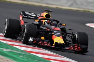 Fotos Daniel Ricciardo F1 2018 Foto 12