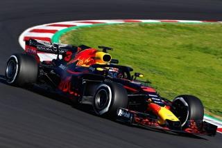 Fotos Daniel Ricciardo F1 2018 Foto 18