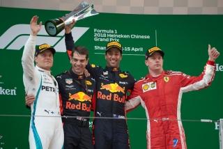 Fotos Daniel Ricciardo F1 2018 Foto 31