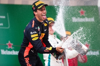 Fotos Daniel Ricciardo F1 2018 Foto 40