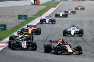 Fotos Daniel Ricciardo F1 2018 Foto 60