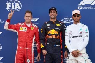 Fotos Daniel Ricciardo F1 2018 Foto 63