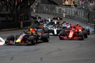 Fotos Daniel Ricciardo F1 2018 Foto 68