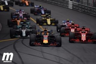 Fotos Daniel Ricciardo F1 2018 Foto 73