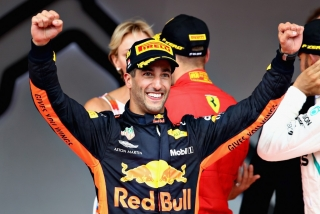 Fotos Daniel Ricciardo F1 2018 Foto 76