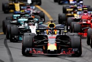 Fotos Daniel Ricciardo F1 2018 Foto 79