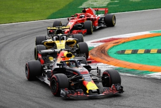 Fotos Daniel Ricciardo F1 2018 Foto 110