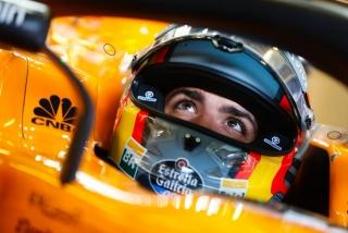 Fotos debut Carlos Sainz McLaren F1 2018 - Foto 2