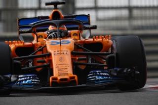 Fotos debut Carlos Sainz McLaren F1 2018 Foto 10