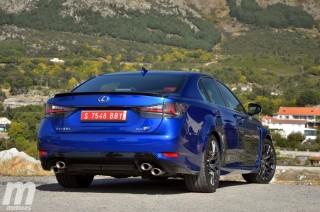 Foto 3 - Fotos del Lexus GS F